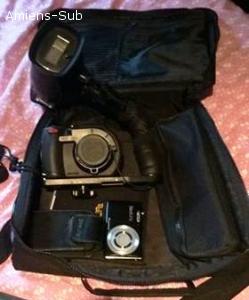 A vendre appareil photo de plongée